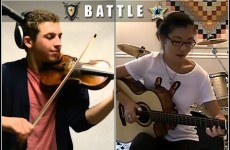 battle: Nick Kwas vs Sandra Bae, cover Don't stop me now, Queen