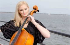 Caitlin T. Delaney, american cellist