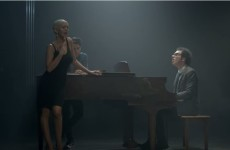 Say Something, Christina Aguilera - A great big world