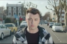 Stay with me, Sam Smith