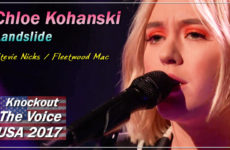 Chloe Kolanski - Landslide - The Voice USA