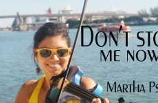 Don't stop me now, cover by Martha Psyko